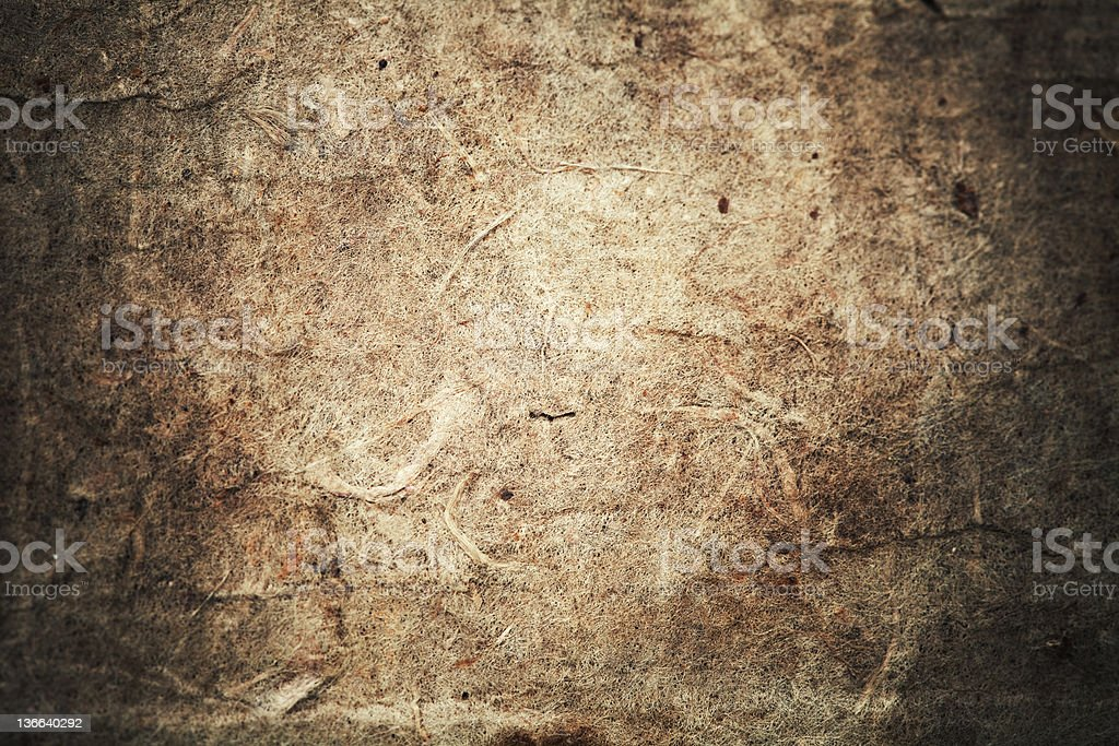 Chinese traditional medicine ancient book texture stock photo