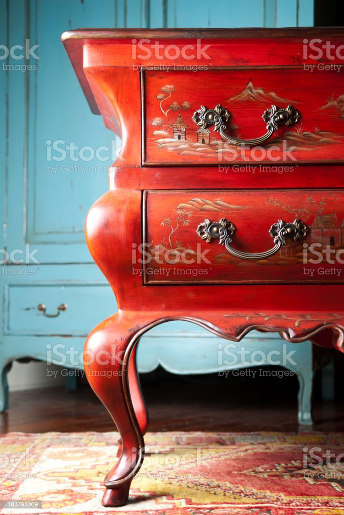 Chinoisere royalty-free stock photo