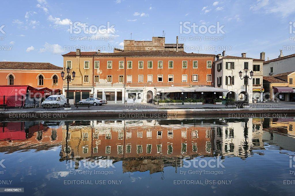 Chioggia, Italy royalty-free stock photo