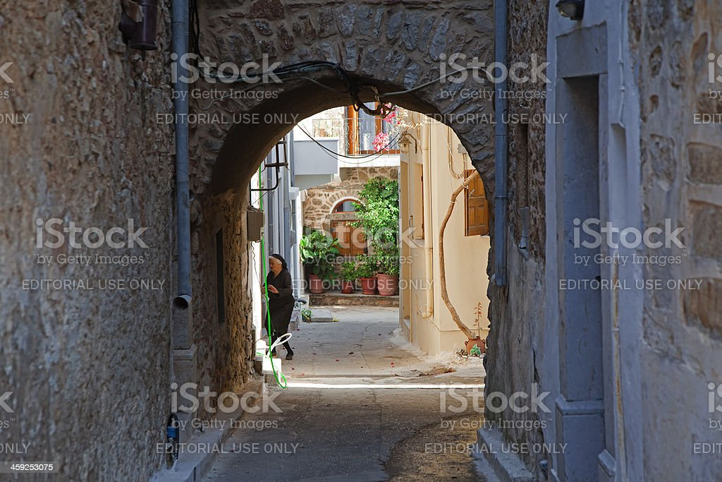 Chios Island stock photo