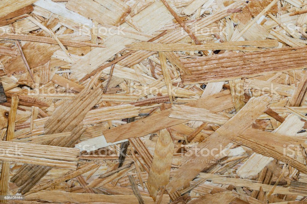 chipboard plywood yellow and orange texture background stock photo