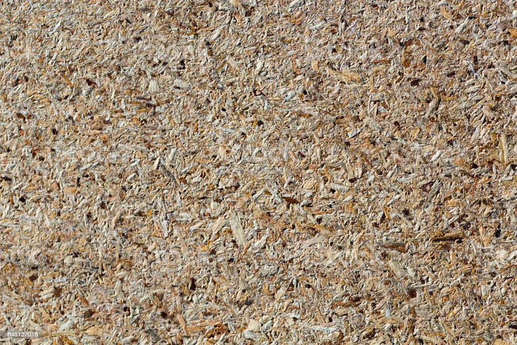 chipboard texture or chipboard background  with copy space stock photo