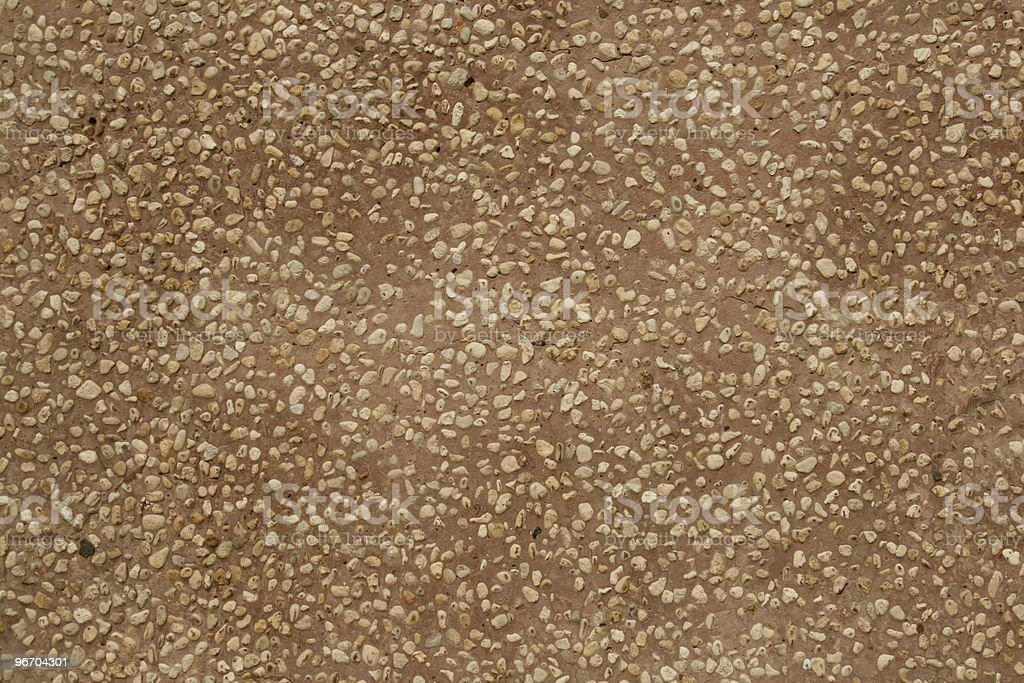 Chipped Stone texture royalty-free stock photo