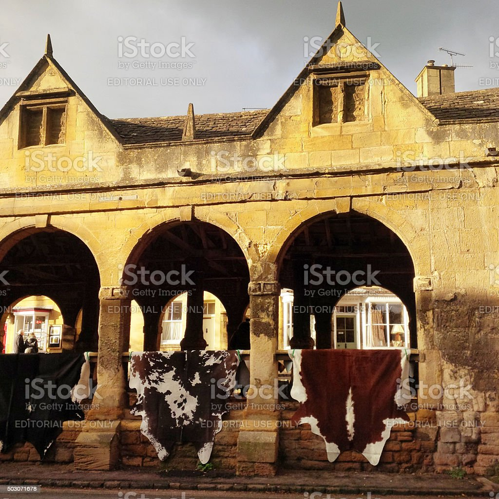 Chipping Campden stock photo