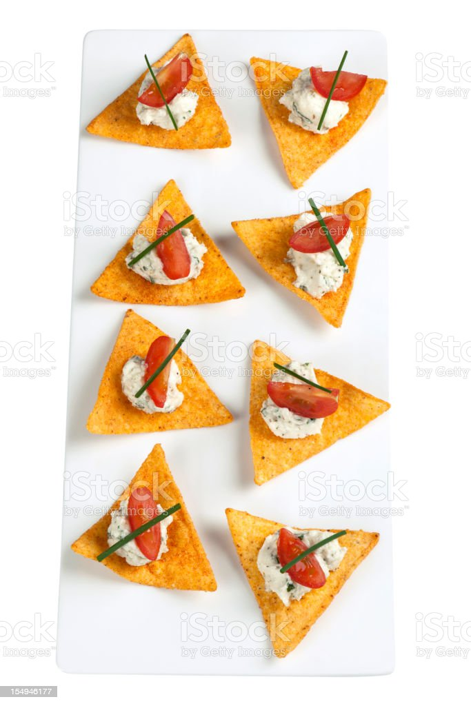Chips Snack stock photo