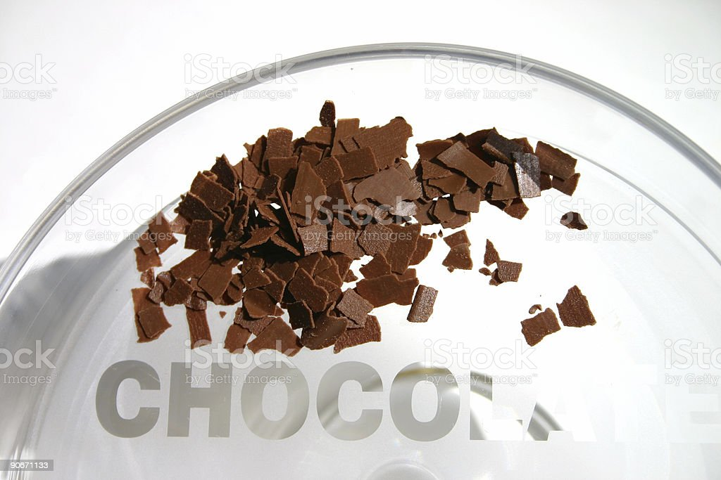 Chocolate 5 royalty-free stock photo