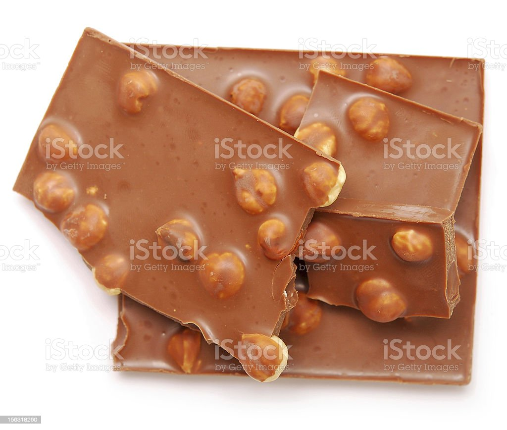 chocolate bar royalty-free stock photo