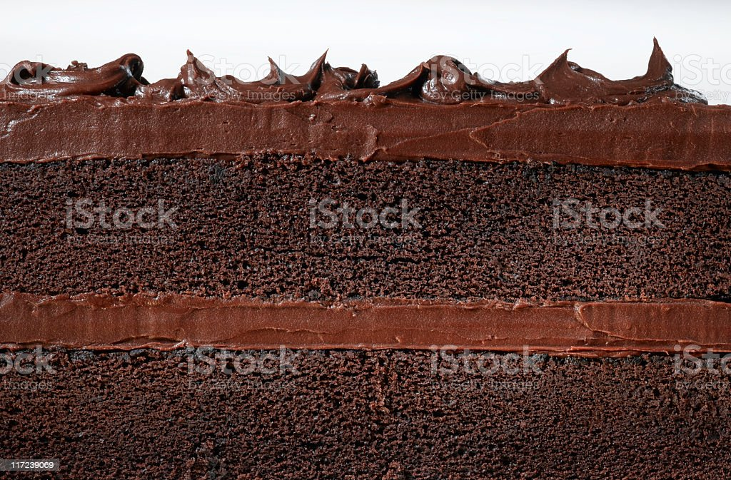 Chocolate Cake stock photo