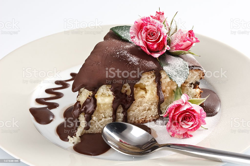 Chocolate Schokoladenkuchen – Foto