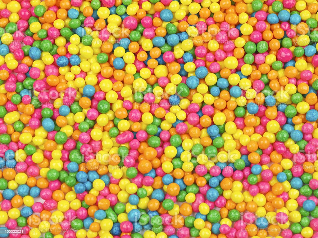 Chocolate candy - pattern royalty-free stock photo