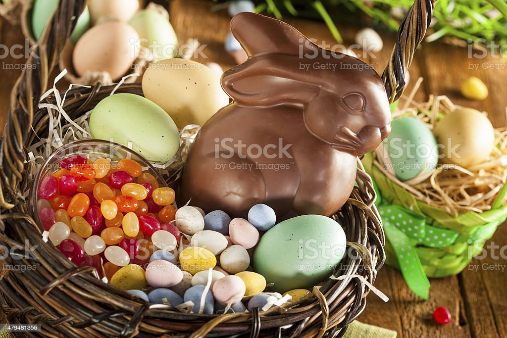 Image result for chocolate easter bunny