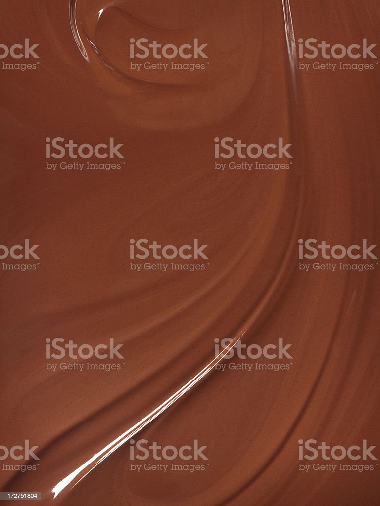 Chocolate Elegance stock photo