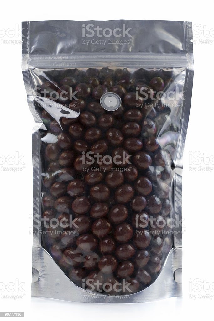 Chocolate Espresso Beans royalty-free stock photo