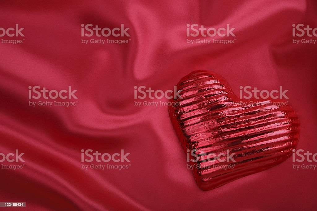 chocolate love royalty-free stock photo