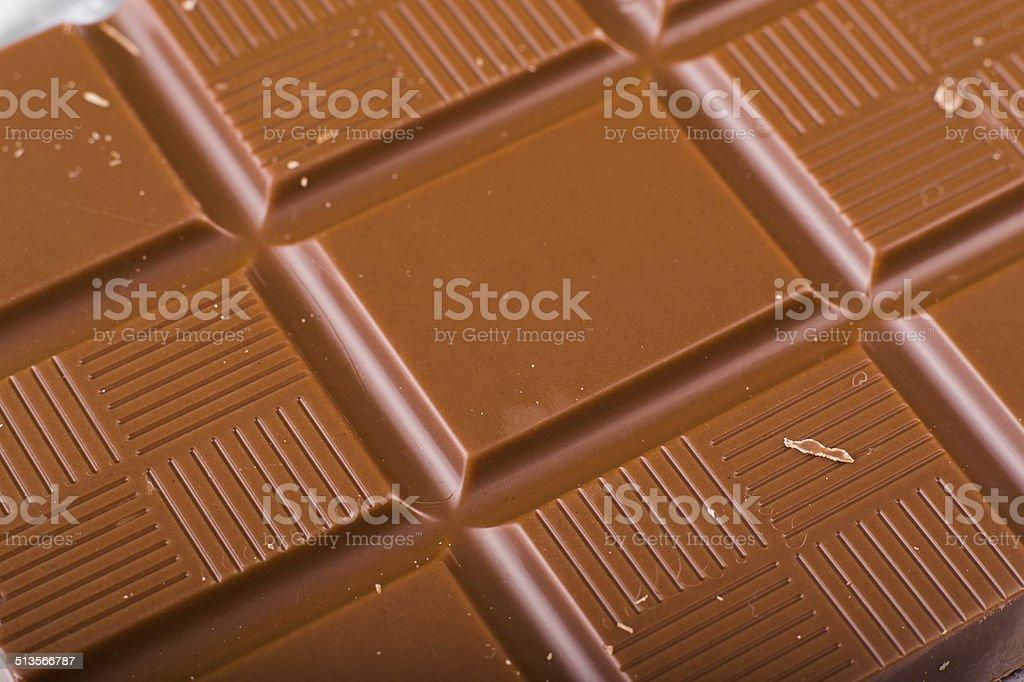 Chocolate pattern stock photo