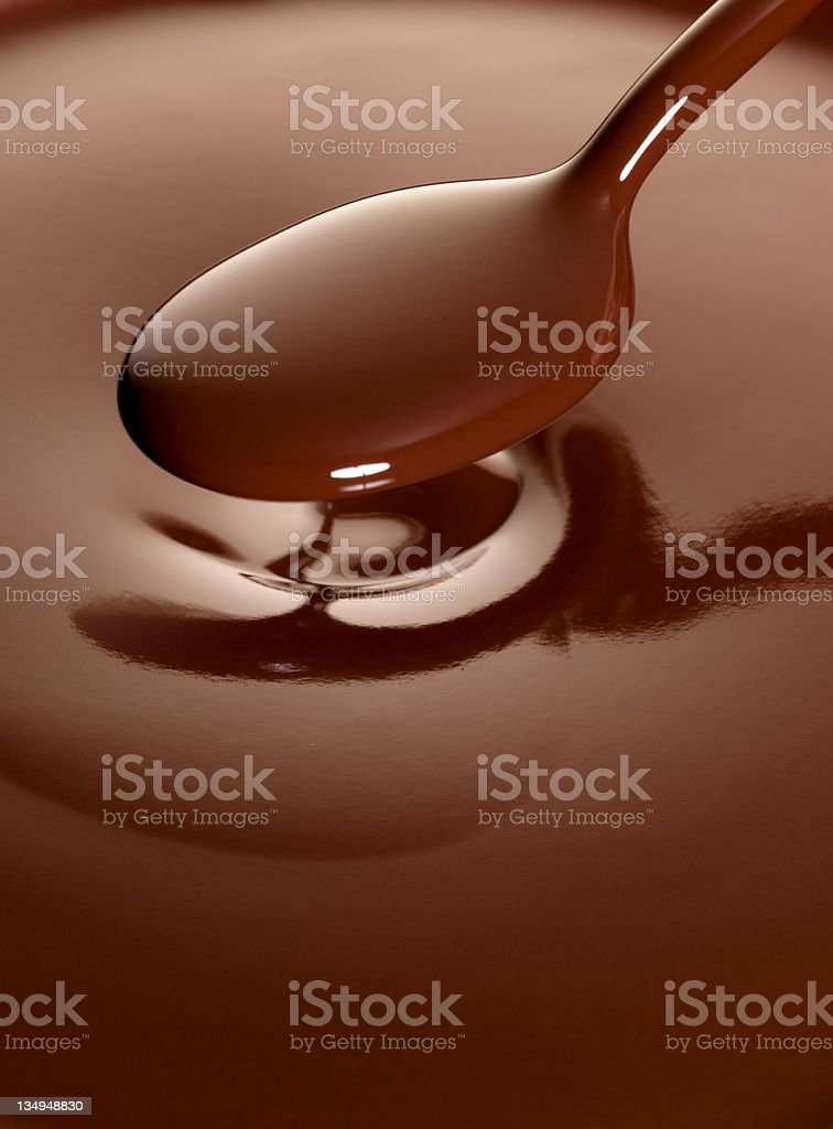Chocolate stock photo