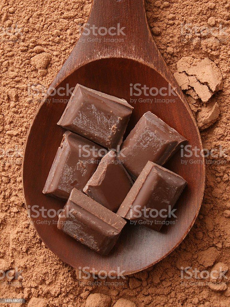 Chocolate royalty-free stock photo