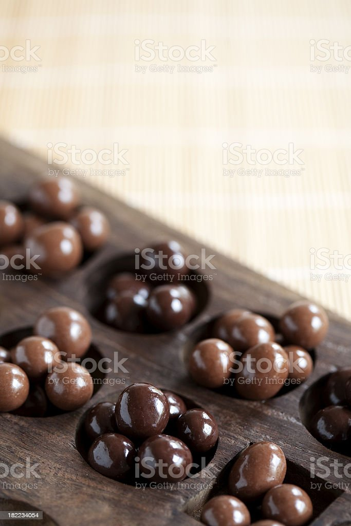 Chocolate Sweets royalty-free stock photo