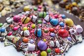 Chocolate Sweets Slab