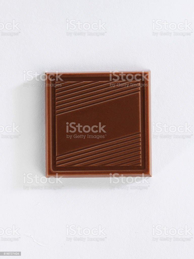 Chocolate thin stock photo