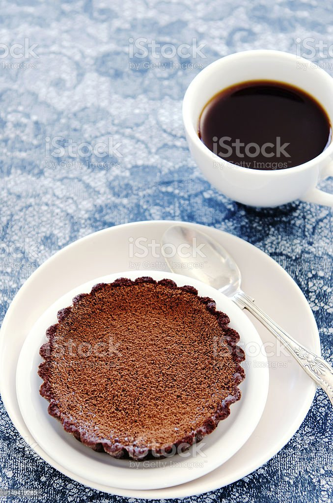 Chocolate treat royalty-free stock photo