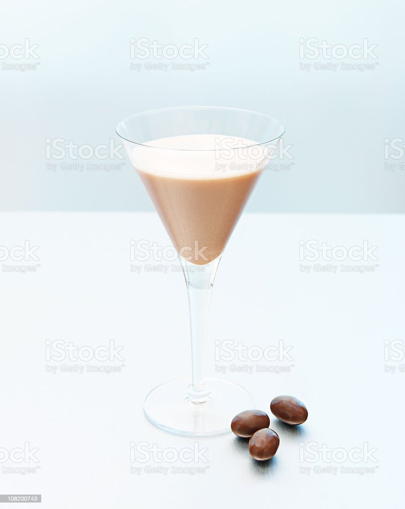 Chocolatini royalty-free stock photo