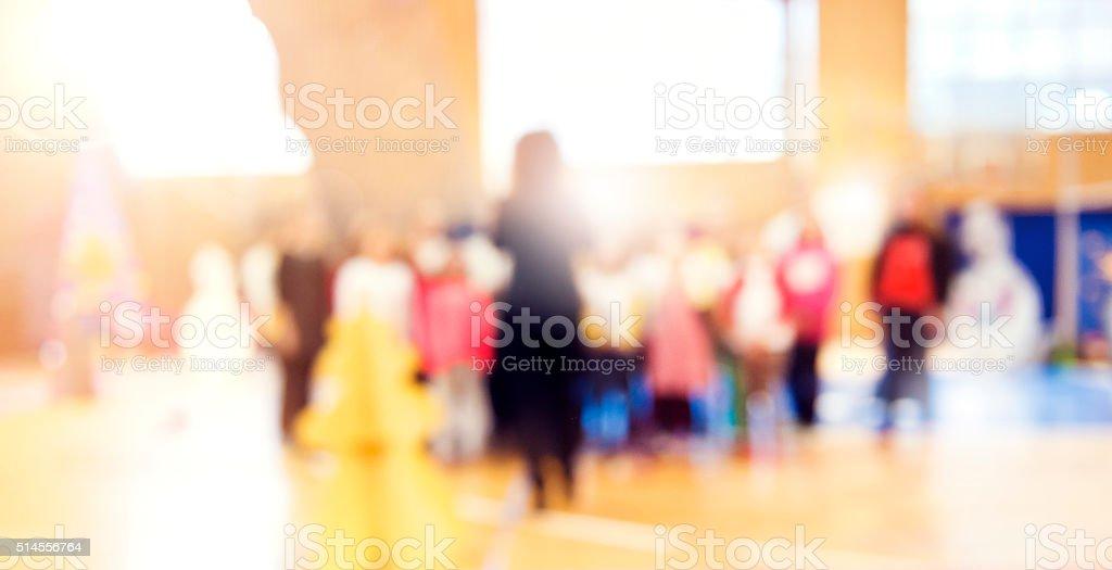 Choir stock photo
