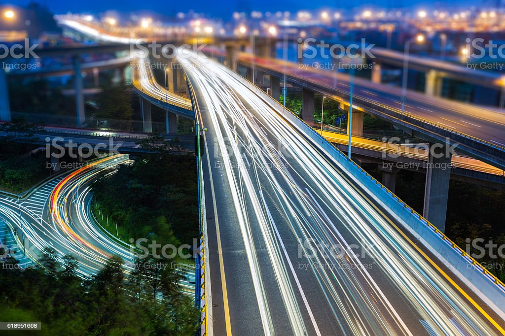 chongqing city,china stock photo