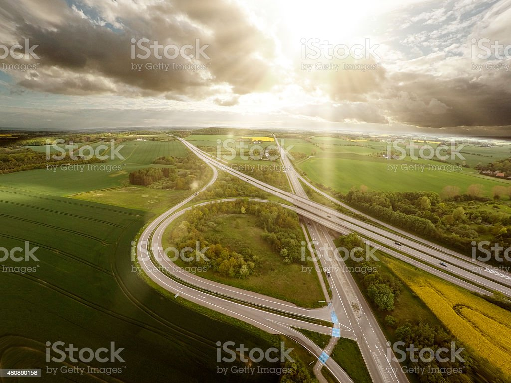 Choose your direction stock photo