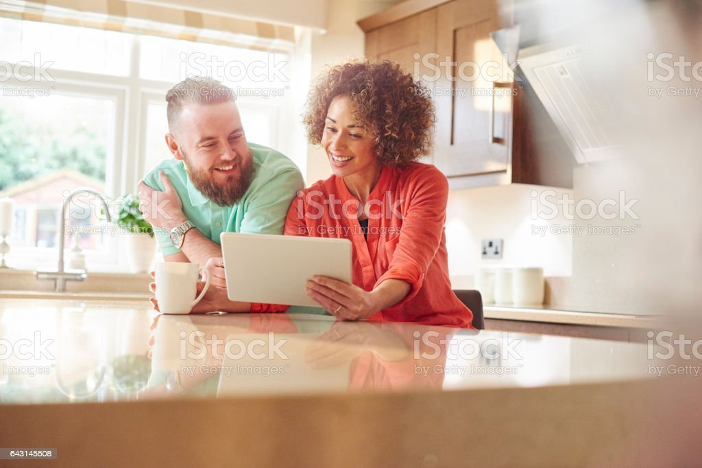 choosing the right deal stock photo