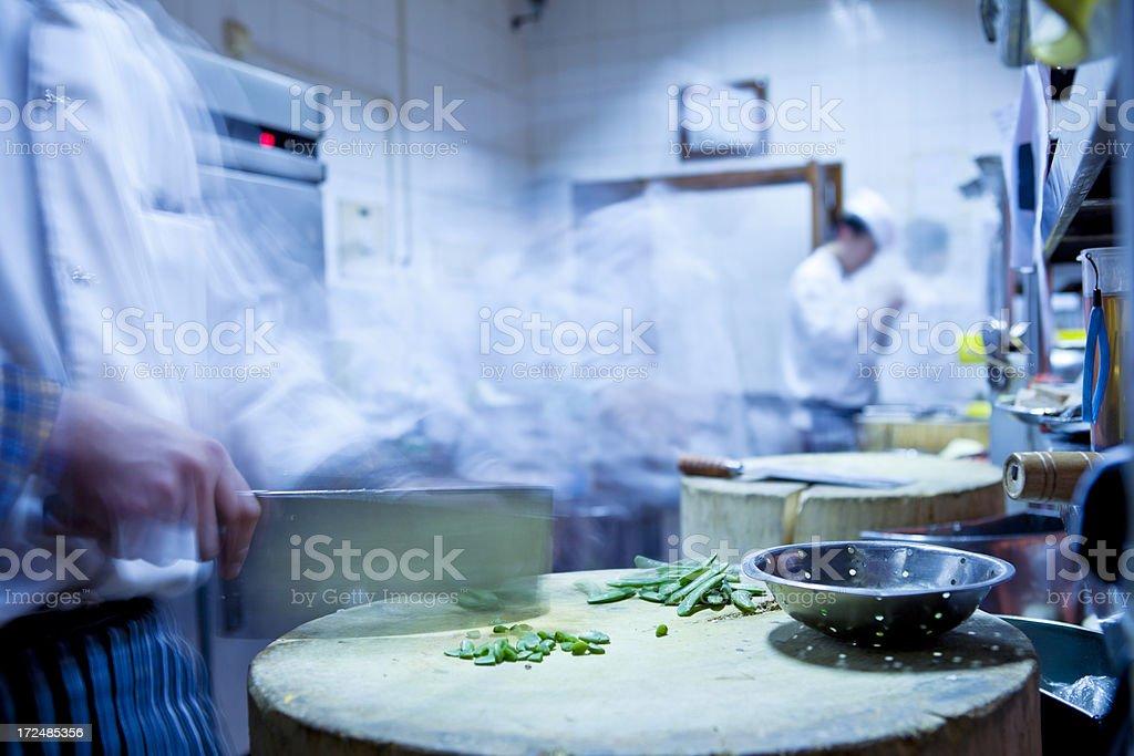chop stock photo