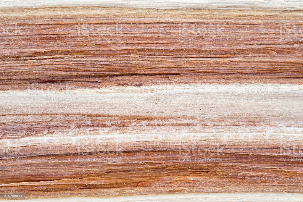 chopped wooden deck stock photo