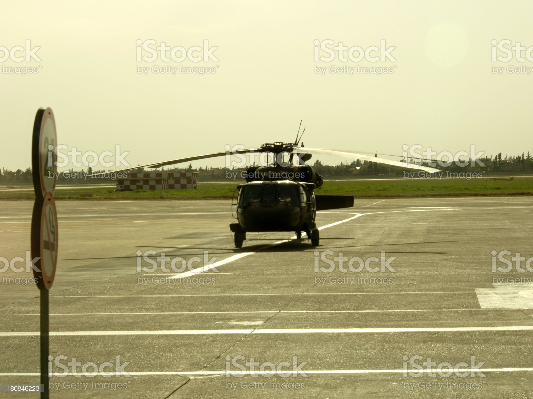 Chopper royalty-free stock photo