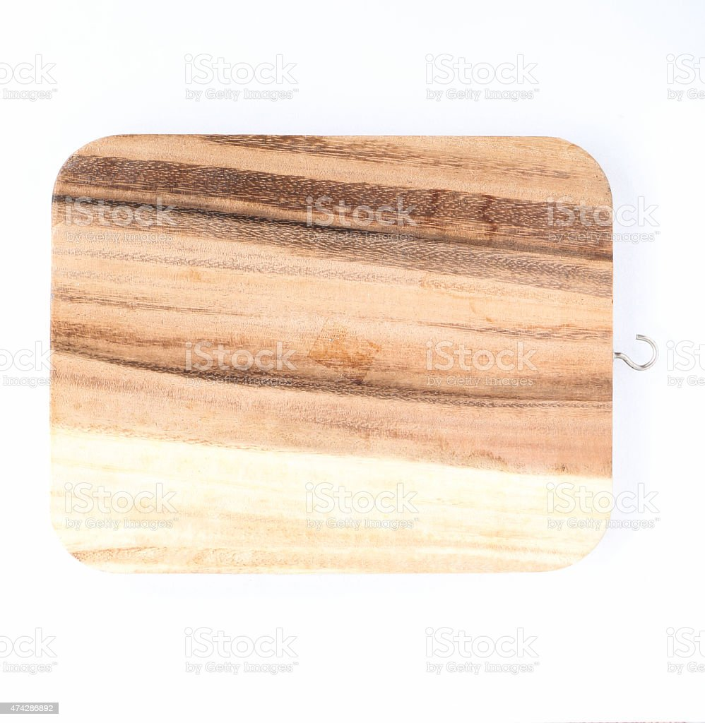 chopping block stock photo