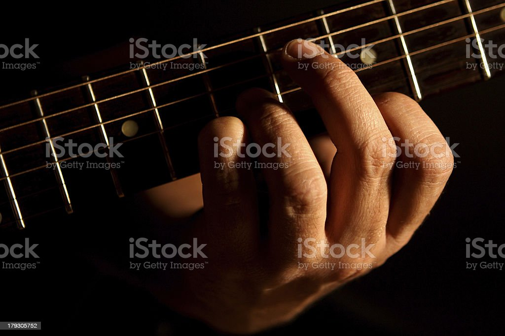 chord royalty-free stock photo