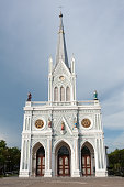 Christ church architecture.