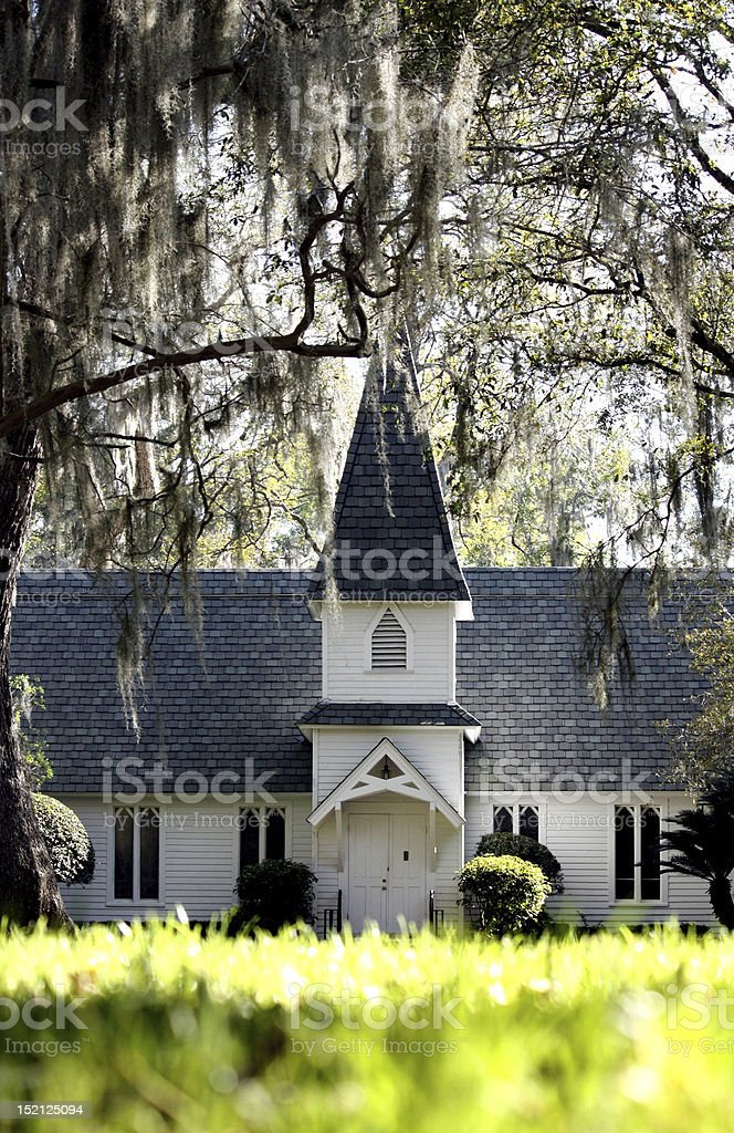 Christ Church stock photo