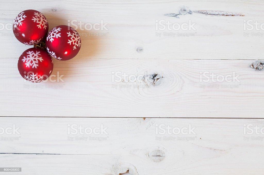 Christamas Balls foto de stock libre de derechos