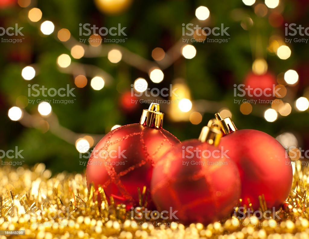 Christams decoration royalty-free stock photo