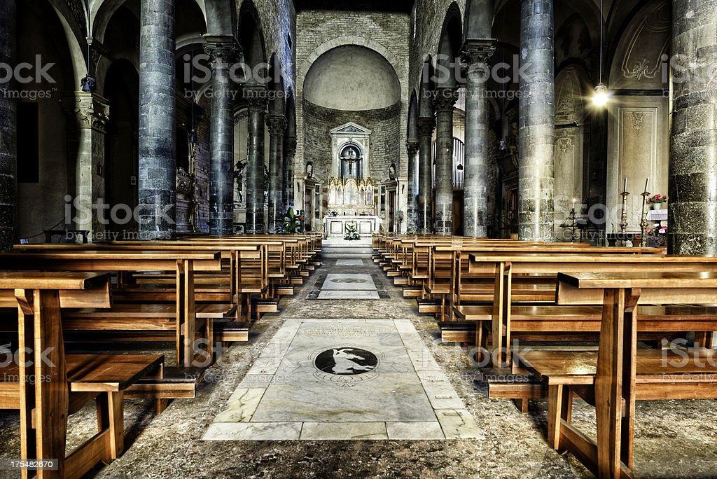 Christian church royalty-free stock photo