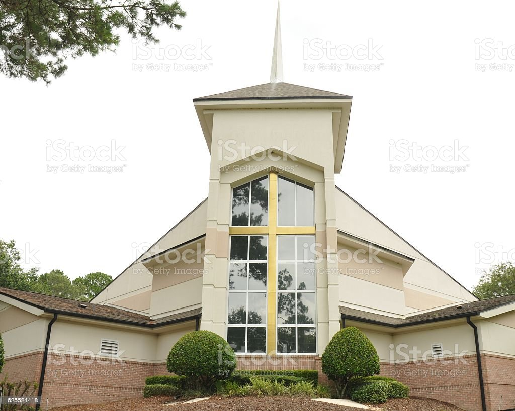 Christian Church stock photo