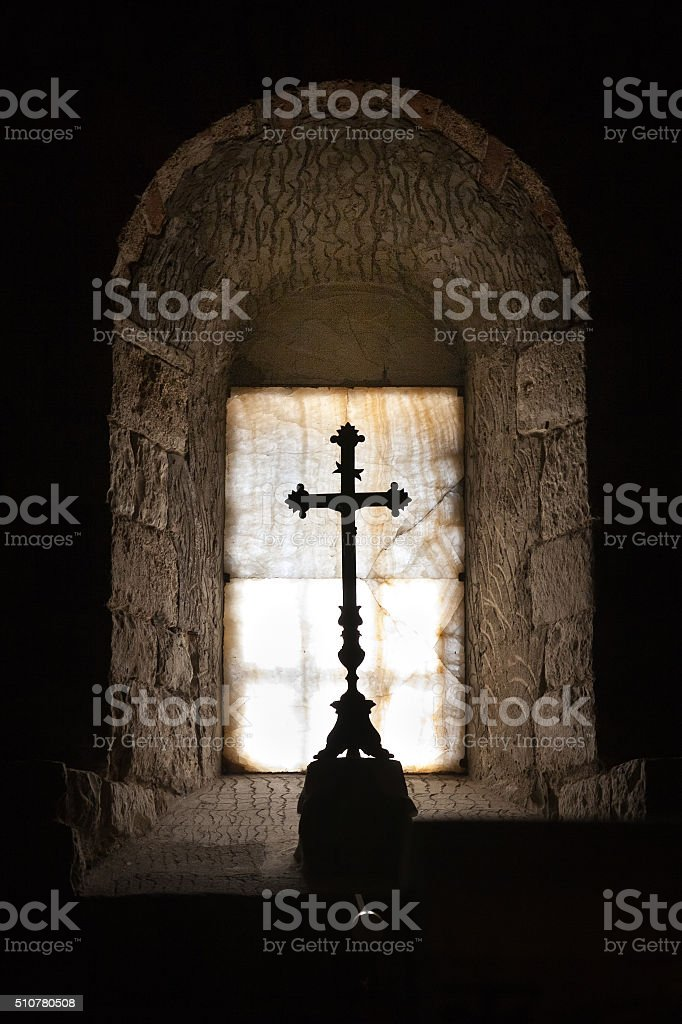 Christian Symbol stock photo