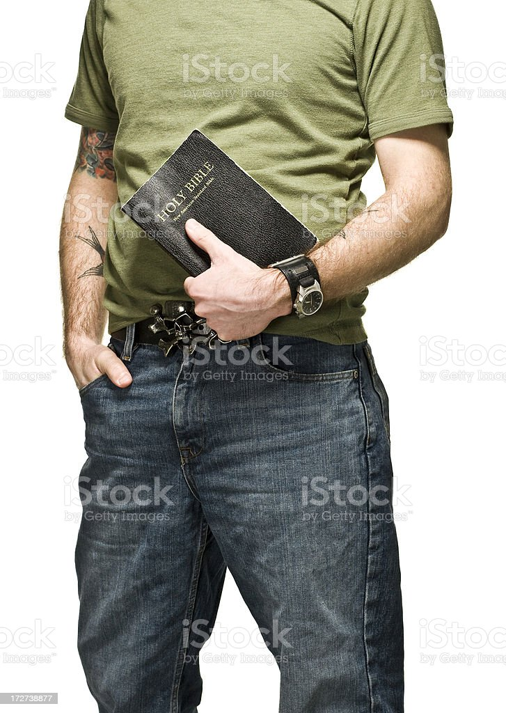 Christian Youth royalty-free stock photo