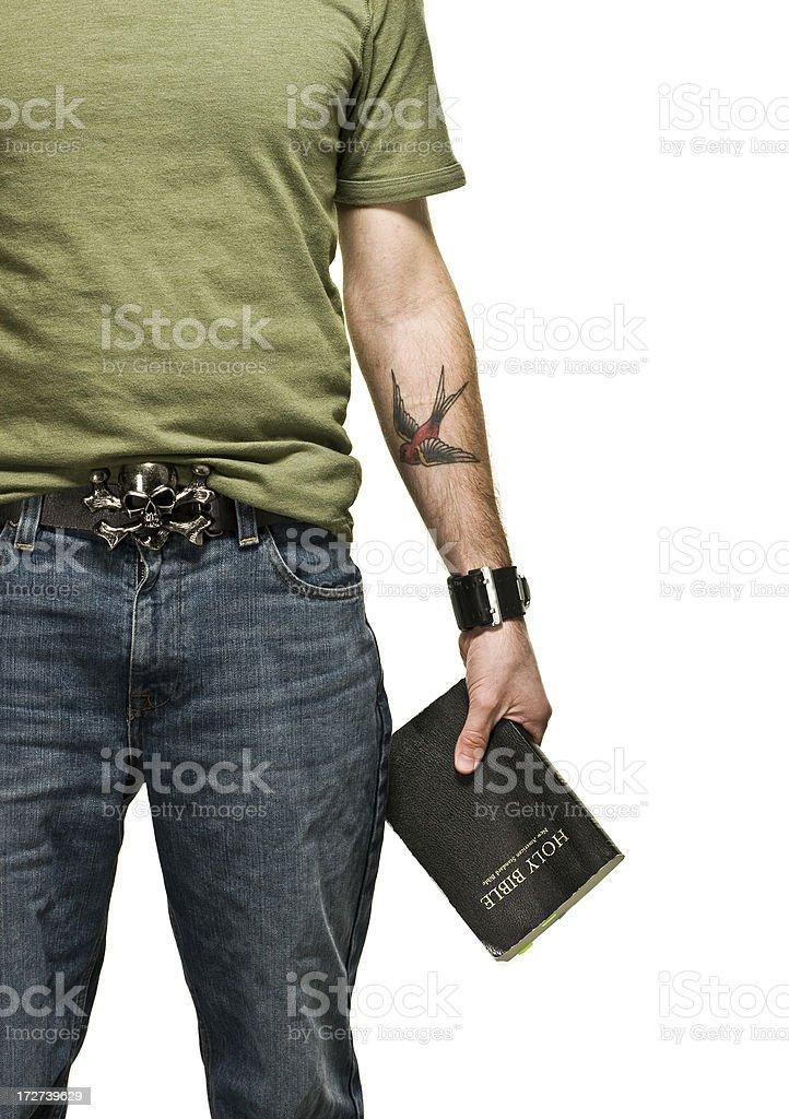 Christian Youth stock photo