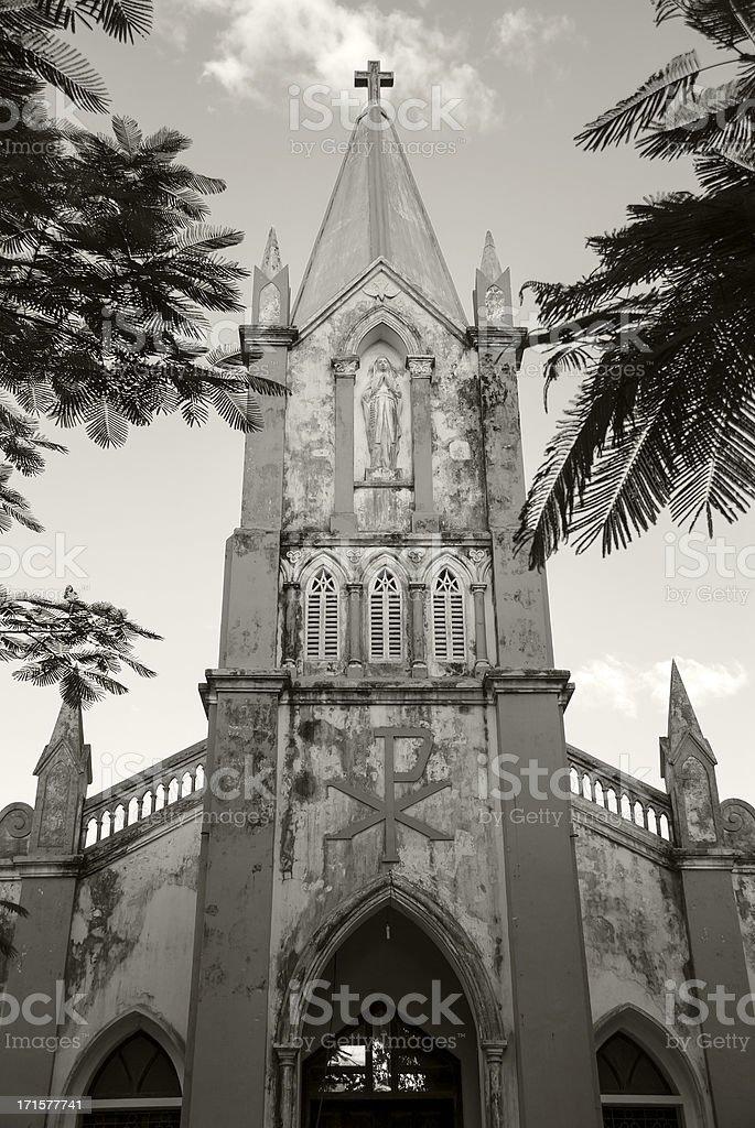 Christianity in Vietnam stock photo