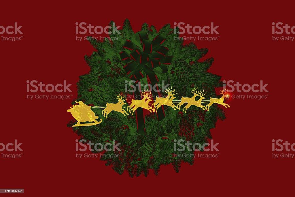 Christmas 5 royalty-free stock photo