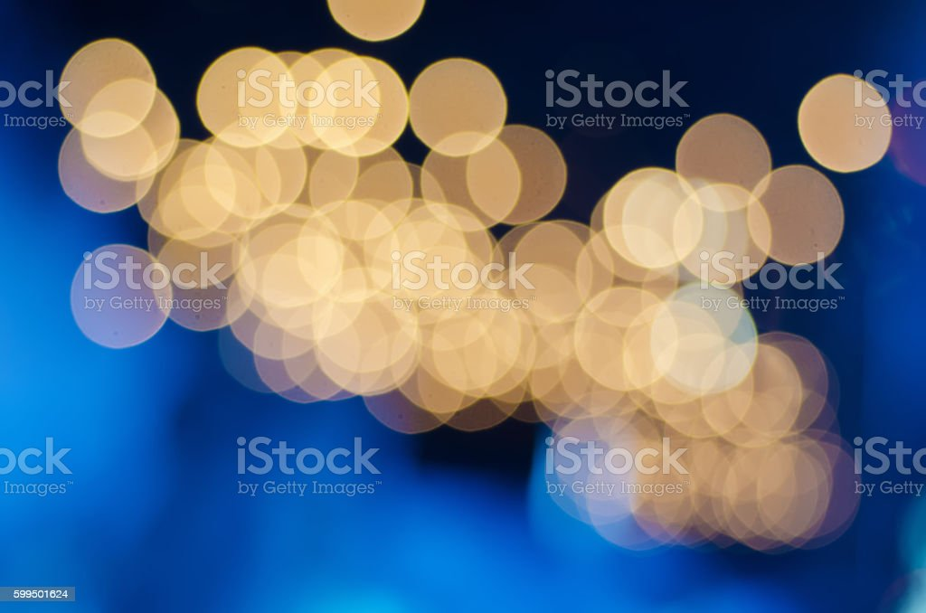 Christmas abstract bokeh stock photo