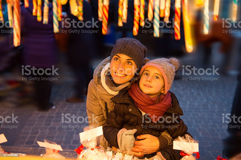 Christmas and Children's Friends stock photo