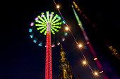 Christmas and Hogmanay Amusements in Edinburgh City Centre