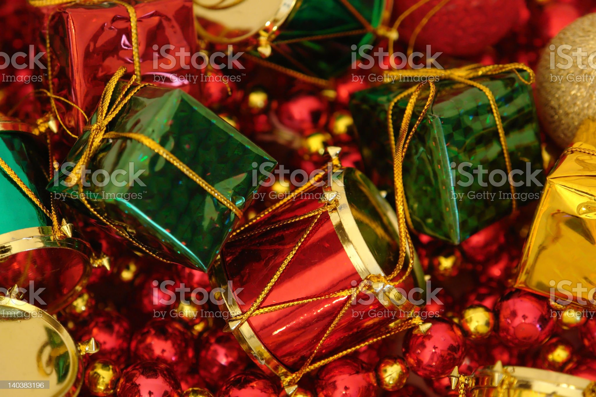Christmas Background close up royalty-free stock photo